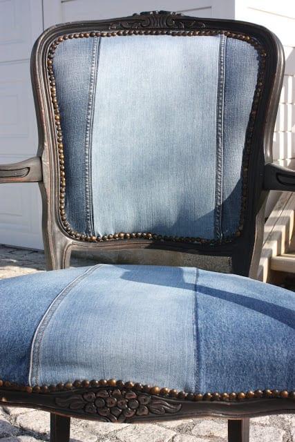 Eski Kot Pantolon Değerlendirme 5