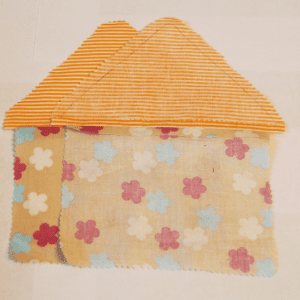Ev Yastık Yapılışı 15