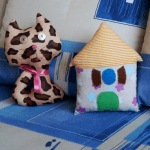 Ev Yastık Yapılışı 5