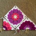 Kalp Mandala Tığ Desen Yapılışı 3