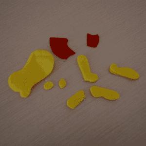 Keçe Ayı Winny Yapılışı 3