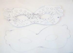 Keçe Maske Nasıl Yapılır ? 3
