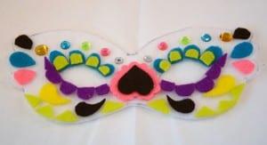 Keçe Maske Nasıl Yapılır ? 6