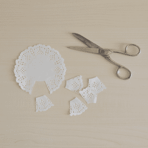 Kolay Pasta Süsü Yapılışı 2