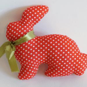 Kumaş Oyuncak Tavşan Yapılışı 6