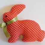 Kumaş Oyuncak Tavşan Yapılışı 7