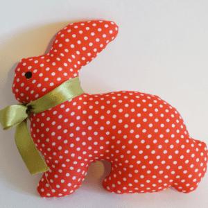 Kumaş Oyuncak Tavşan Yapılışı