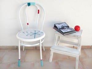 Metal Sandalye Yenileme 24