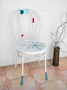 Metal Sandalye Yenileme 26