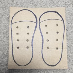 Okul Öncesi Etkinlik-Ayakkabı Nasıl Bağlanır 4