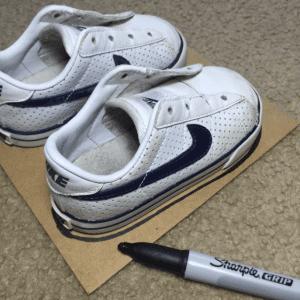 Okul Öncesi Etkinlik-Ayakkabı Nasıl Bağlanır 5