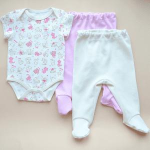 Ayaklı Bebek Pantolonu Yapılışı