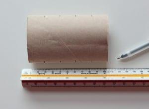 Tuvalet Kağıdı Rulosundan Lamba Yapılışı 1