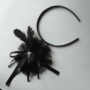 Tüylü Saç Bandı Yapılışı 11