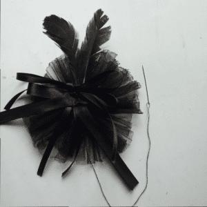 Tüylü Saç Bandı Yapılışı 12