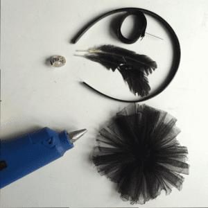 Tüylü Saç Bandı Yapılışı 14