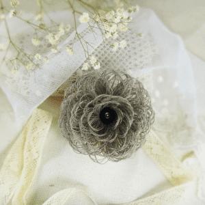 Vintage Çiçek Yapılışı 3