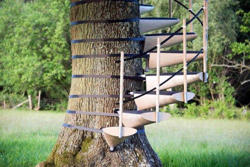 Ağaç Merdiveni 3