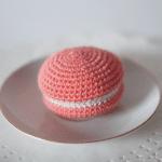 Amigurumi Macaron Yapılışı 12
