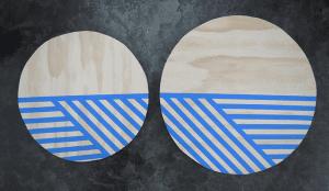 DIY, Eski Boya Kovasından Sehpa Yapılışı 10