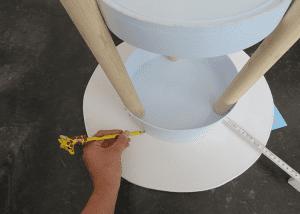 DIY, Eski Boya Kovasından Sehpa Yapılışı 12