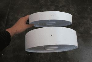 DIY, Eski Boya Kovasından Sehpa Yapılışı 6