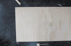 DIY, Eski Boya Kovasından Sehpa Yapılışı 8