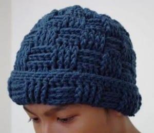 Videolu Erkekler İçin Bere Şapka Örülüşü