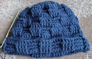 Erkekler İçin Tığ İşi Şapka Yapılışı 21