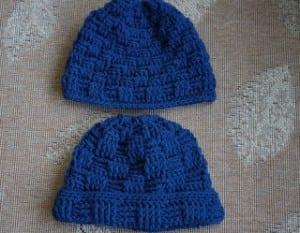 Erkekler İçin Tığ İşi Şapka Yapılışı