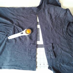 Eski Tişörtten Penye İp Yapılışı 16