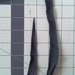 Eski Tişörtten Penye İp Yapılışı 5