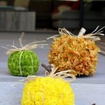 Ev Dekorasyonu Çiçek Düzenleme 1