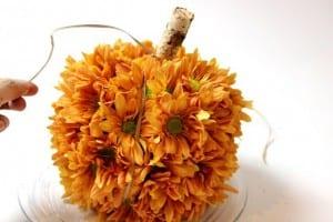Ev Dekorasyonu Çiçek Düzenleme