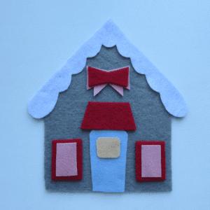 Keçe Ev Yapılışı 7