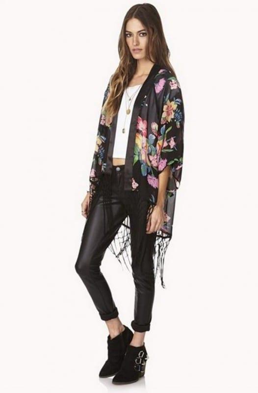 Kimono Modelleri 15