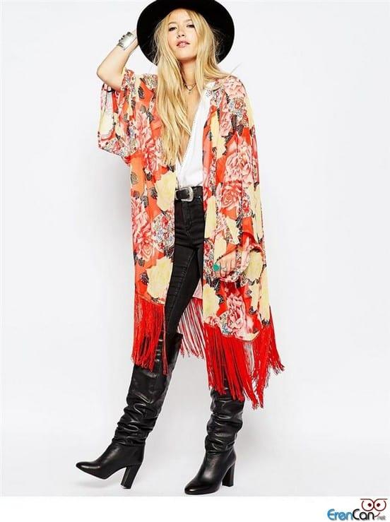 Kimono Modelleri 6