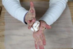 Polimer Kil İle Dekoratif Tabak Yapılışı 6