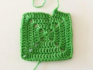 Renkli Bebek Battaniyesi Yapılışı 15