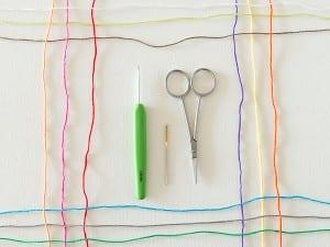 Renkli Bebek Battaniyesi Yapılışı 19