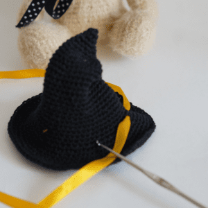 Amigumi Şapka Yapılışı 11