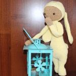 Amigurumi Tavşan Yapılışı 8