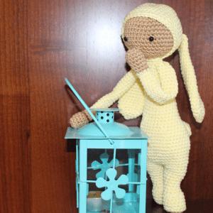 Amigurumi Tavşan Yapılışı