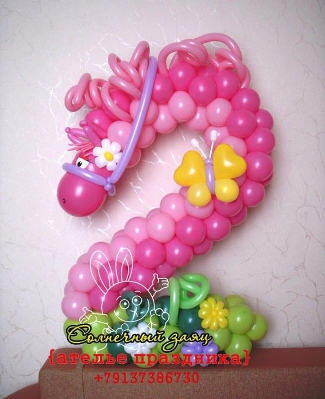 Balon Süsleme Modelleri 100
