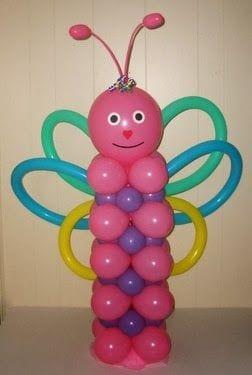Balon Süsleme Modelleri 23