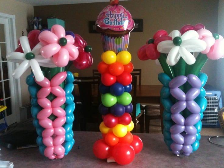 Balon Süsleme Modelleri 48