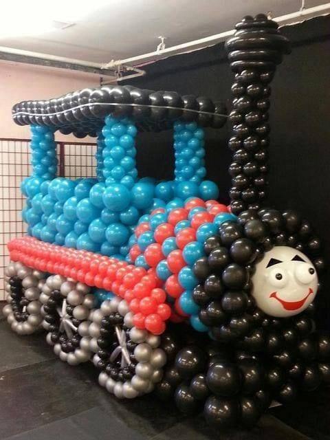 Balon Süsleme Modelleri 5