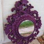 Dekoratif Ayna Modelleri 42