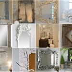 Dekoratif Ayna Modelleri 91