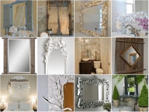 Dekoratif Ayna Modelleri